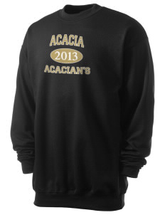 Acacia Men's 7.8 oz Lightweight Crewneck Sweatshirt