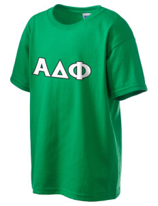 Alpha Delta Phi Kid's 6.1 oz Ultra Cotton T-Shirt