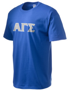 Alpha Gamma Sigma Ultra Cotton T-Shirt