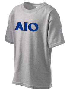 Alpha Iota Omicron Kid's 6.1 oz Ultra Cotton T-Shirt