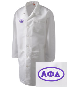 Alpha Phi Delta Full-Length Lab Coat