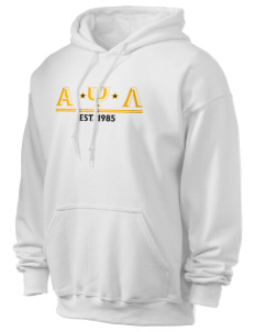 Alpha Psi Lambda Ultra Blend 50/50 Hooded Sweatshirt