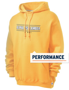 Alpha Psi Lambda Russell Men's Dri-Power Hooded Sweatshirt