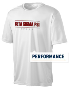 Beta Sigma Psi Men's Competitor Performance T-Shirt