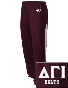Delta Gamma Iota Embroidered Holloway Men's Pivot Warm Up Pants