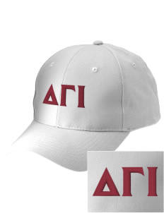 Delta Gamma Iota Embroidered Low-Profile Cap
