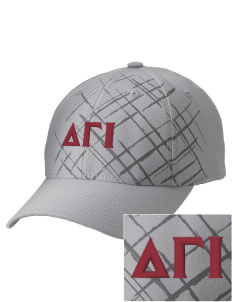 Delta Gamma Iota Embroidered Mixed Media Cap