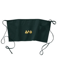 Delta Lambda Phi Waist Apron with Pockets