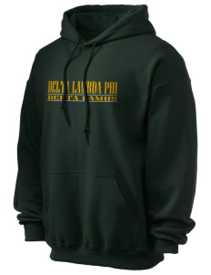 Delta Lambda Phi Ultra Blend 50/50 Hooded Sweatshirt