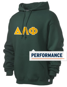 Delta Lambda Phi Russell Men's Dri-Power Hooded Sweatshirt