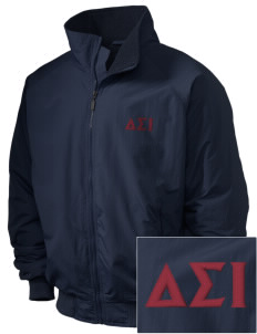 Delta Sigma Iota Embroidered Holloway Men's Tall Jacket