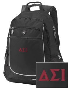 Delta Sigma Iota Embroidered OGIO Carbon Backpack