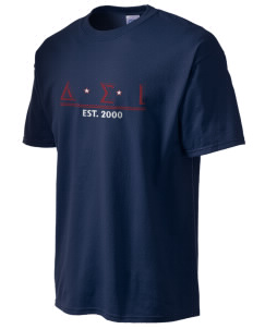 Delta Sigma Iota Tall Men's Essential T-Shirt