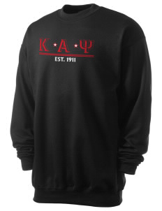 Kappa Alpha Psi Men's 7.8 oz Lightweight Crewneck Sweatshirt