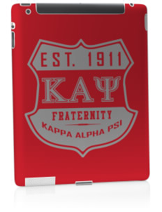 Kappa Alpha Psi Apple iPad 2 Skin