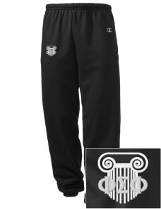 Phi Sigma Phi Embroidered Champion Men's Sweatpants