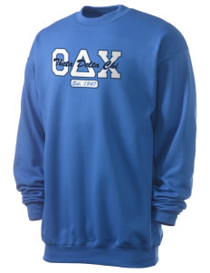Theta Delta Chi Men's 7.8 oz Lightweight Crewneck Sweatshirt