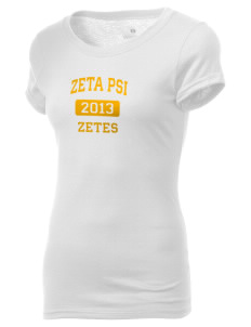 Zeta Psi Holloway Women's Groove T-Shirt