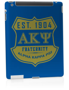 Alpha Kappa Psi Apple iPad 2 Skin