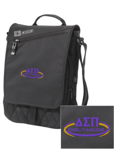 Delta Sigma Pi Embroidered OGIO Module Sleeve for Tablets