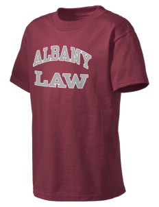 Albany Law School of Union University University Kid's Lightweight T-Shirt