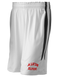 "Alvin Community College Dolphins Holloway Women's Pinelands Short, 8"" Inseam"