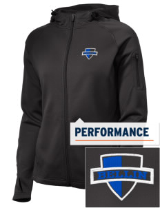Bellin College of Nursing College of Nursing Embroidered Women's Tech Fleece Full-Zip Hooded Jacket