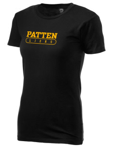 Patten University Lions Alternative Women's Basic Crew T-Shirt