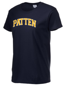 Patten University Lions Women's 6.1 oz Ultra Cotton T-Shirt
