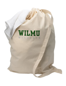Wilmington University Wildcats Laundry Bag
