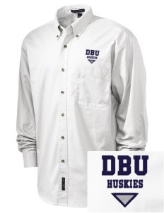Duluth Business University University Embroidered Tall Men's Twill Shirt