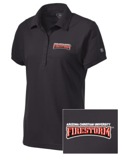 Arizona Christian University Firestorm Embroidered OGIO Women's Jewel Polo