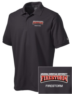 Arizona Christian University Firestorm Embroidered OGIO Men's Caliber Polo
