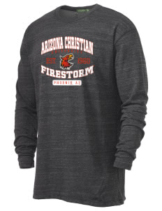 Arizona Christian University Firestorm Alternative Men's 4.4 oz. Long-Sleeve T-Shirt