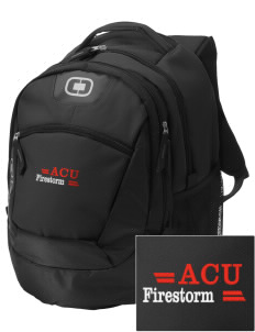 Arizona Christian University Firestorm Embroidered OGIO Rogue Backpack