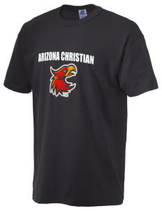 Arizona Christian University Firestorm  Russell Men's NuBlend T-Shirt
