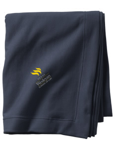 Texas Wesleyan University Rams  Sweatshirt Blanket