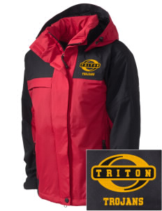 Triton College Trojans  Embroidered Women's Nootka Jacket