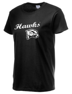 University of Maryland Eastern Shore Hawks Women's 6.1 oz Ultra Cotton T-Shirt