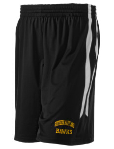 "College of Southern Maryland Hawks Holloway Women's Pinelands Short, 8"" Inseam"
