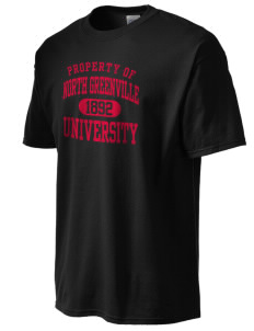 North Greenville University Crusaders Men's Essential T-Shirt