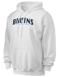 Piedmont International University BRUINS Ultra Blend 50/50 Hooded Sweatshirt