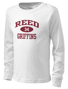Reed College Griffins  Kid's Long Sleeve T-Shirt