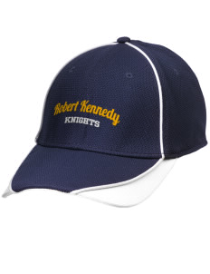 Robert Kennedy Elementary School Knights Embroidered New Era Contrast Piped Performance Cap