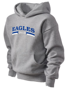 John Glenn High School Eagles Kid's Hooded Sweatshirt
