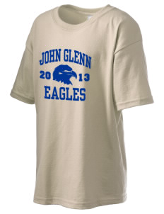 John Glenn High School Eagles Kid's 6.1 oz Ultra Cotton T-Shirt