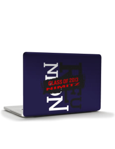 "Nimitz Middle School Sea Hawks Apple MacBook Pro 15.4"" Skin"