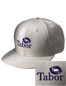 Tabor 100 Sport  Embroidered New Era Flat Bill Snapback Cap