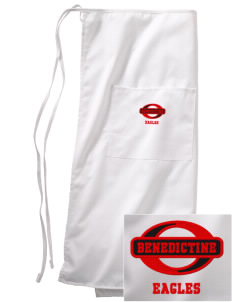 Benedictine University Eagles Embroidered Full Bistro Bib Apron