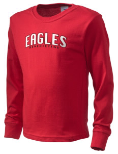 Benedictine University Eagles  Kid's Long Sleeve T-Shirt